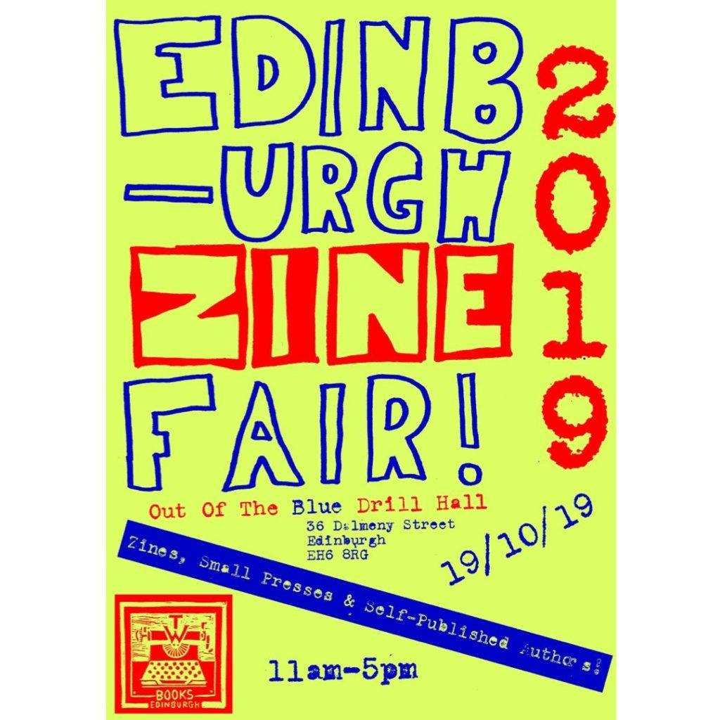 Edinburgh Zine Fair